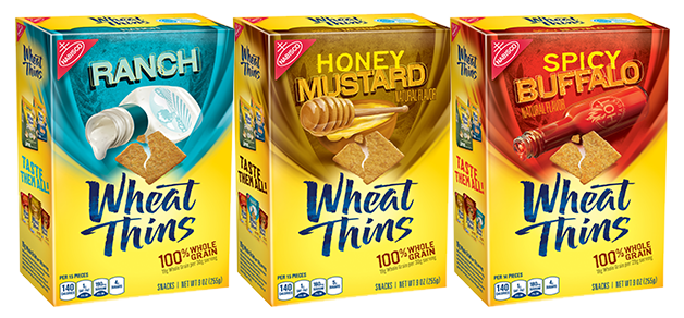 Wheat Thins Products