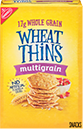 Wheat Thins Multigrain Snacks Small